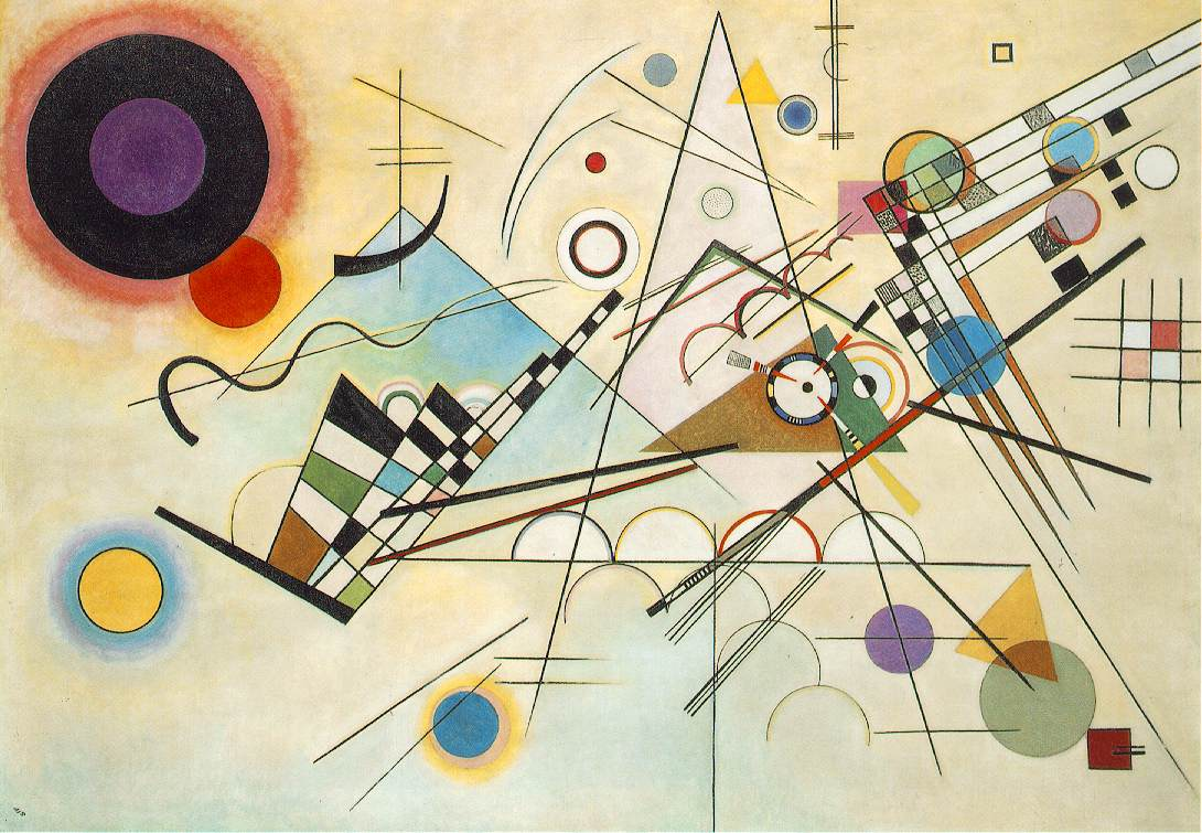 Wassily Kandinsky's Composition VIII