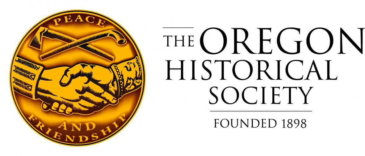 Oregon Historical Society Logo - Horizontal