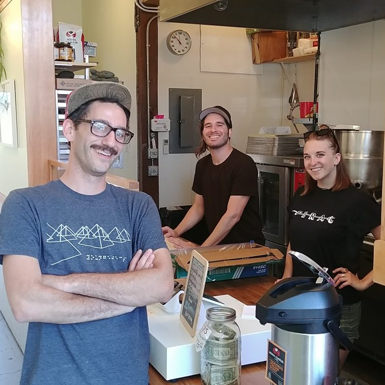Noah Bernstein and the Bernstein's Bagels team.