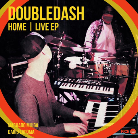 DoubleDash EP album cover art