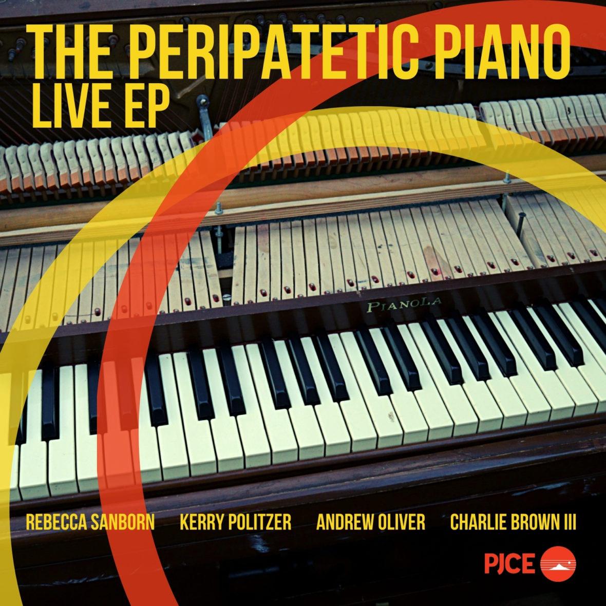 Peripatetic Piano album art