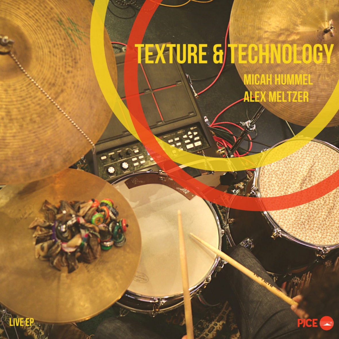 The cover for Texture & Technology